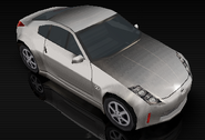 AUGT2 350Z Silver