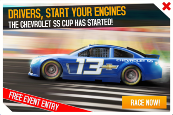 Chevrolet SS Cup