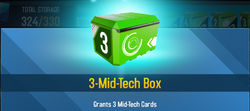 Box Mid-Tech
