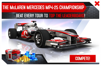 MP4-25 Championship promo