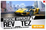 Porsche Hypercup 5 Ad
