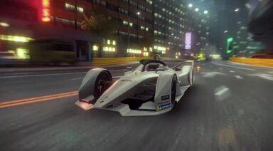 Porsche FE Test A9
