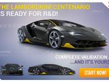 Research & Development/Lamborghini Centenario LP 770-4