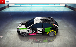 MPW Focus Decal