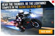 Suzuki GSX-R750 Cup Promo