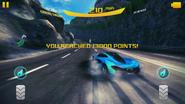 Asphalt 8 Gate Drift - You Reached X Points!