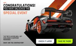 Mclaren Senna Event Launch