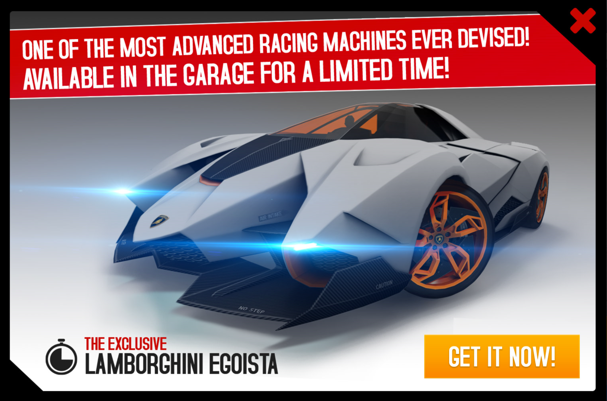 Lamborghini Egoista Miscellaneous Asphalt Wiki Fandom Powered By