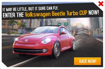 20160208 Volkswagen Beetle Turbo Cup ad