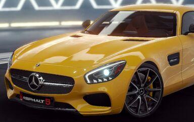 A9 AMG GT