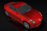 AUGT2 350Z Red