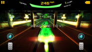 Asphalt 8 Infected knockdown
