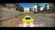 Asphalt 8 Mercedes-Benz CLK GTR AMG Elimination win