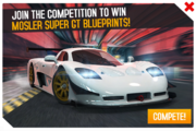 Mosler Super GT Assembly Cup Promo