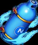 An icon nitro starter
