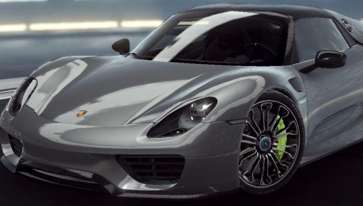 Porsche 918 Spyder With Weissach Package Asphalt Wiki Fandom
