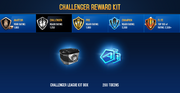 Ignition Season 1 Challenger League Rewards