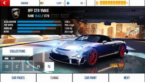 9FF GT9 VMAX stock
