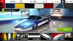 Ferrari FXX Evoluzione Decal 4