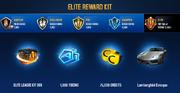 Lamborghini Estoque Elite League Rewards