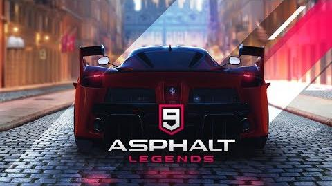 Asphalt 9 Legends - Soft Launch Preview