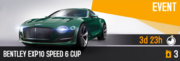 EXP10S6 Cup