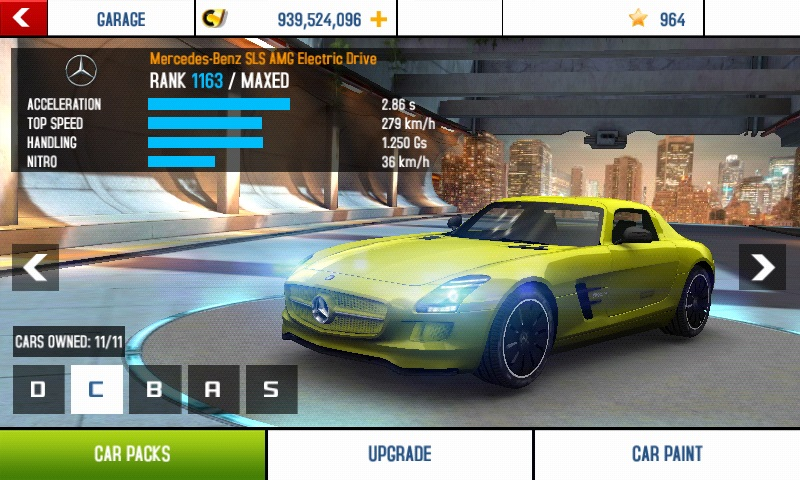 MercedesBenz SLS AMG Electric Drive  Asphalt Wiki  FANDOM