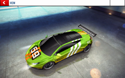 NVD Rivale GTR Decal