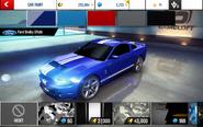 A8 GT500 Blue