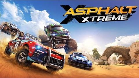 Asphalt Xtreme - World Premiere Trailer