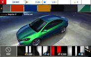Dodge Dart GT Metallic Green