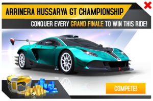 Hussarya GT Championship Promo