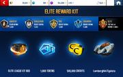 Black Ice 1 Elite League Rewards