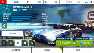 Mercedes-AMG GT3 stock + prices