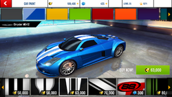 Chrysler ME412 Decal 4