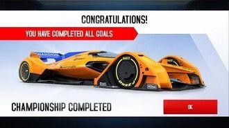 McLaren X2 Championship, All Goals, 10 3 10 6, Asphalt 8