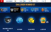 R1 CHLN League Rewards
