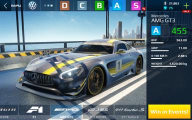 AST AMG GT3