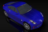 AUGT2 350Z Blue