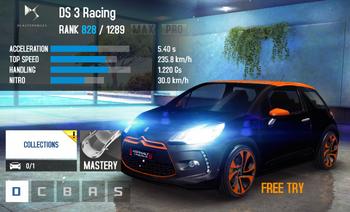 DS 3 Racing