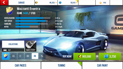 A8 Evantra New Prices