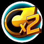 A8 icon double credits
