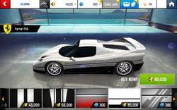 Ferrari F50 Decal 6