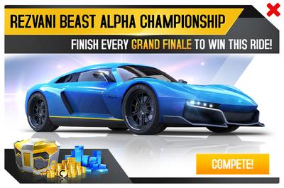 Rezvani Beast Alpha Championship Promo