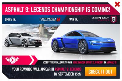 A9 Championship Promo