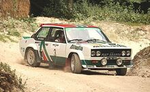 Fiat 131 goodwood