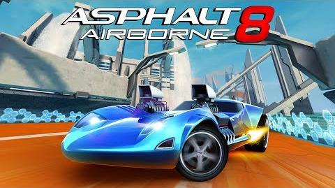Asphalt 8 - The Hot Wheels Update!