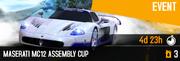 MC12 BP Cup