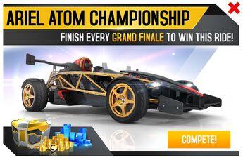Ariel Atom V8 Championship Promo