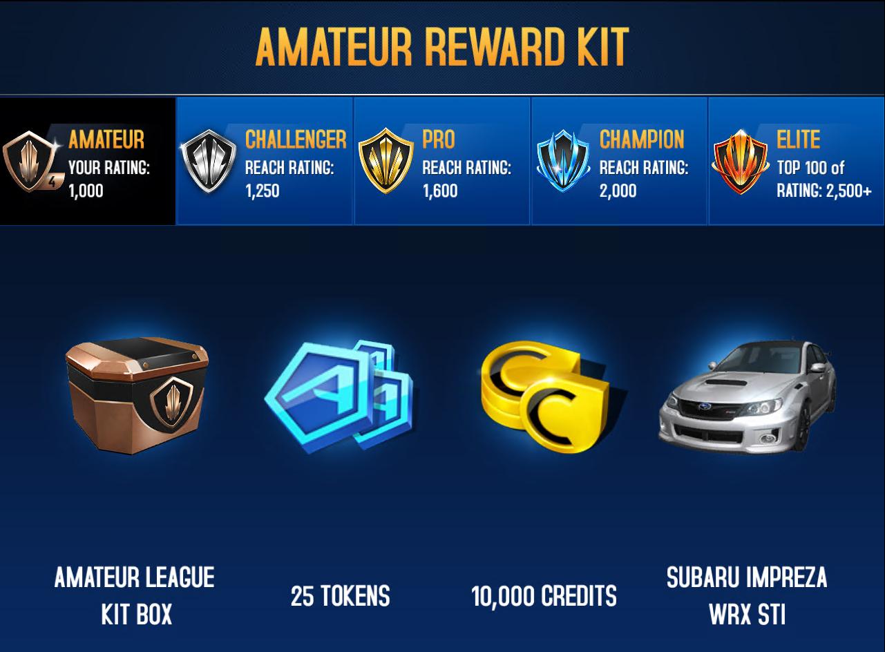 Multiplayer League Rewards Lamborghini Egoista League Asphalt Wiki